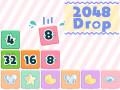 Igre 2048 Drop