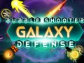 Igre Bubble Shooter Galaxy Defense