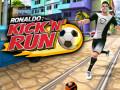 Igre Cristiano Ronaldo Kick`n`Run