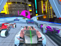 Igre Cyber Cars Punk Racing