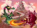 Igre Fairy Tale Dragons Memory