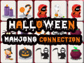 Igre Halloween Mahjong Connection
