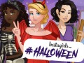 Igre Instagirls Halloween Dress Up