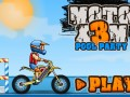 Igre Moto X3M Pool Party