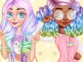 Igre Princesses Kawaii Looks and Manicure